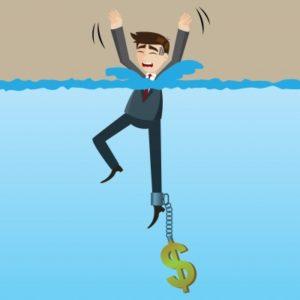 komornik - pożyczka dla osób zadłużonych