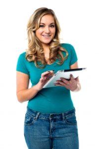 kobieta - pożyczka z zadłużeniem